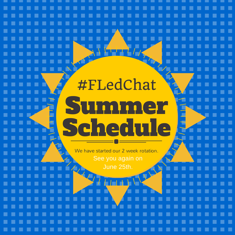 FledChat Summer Break