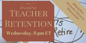 Fledchat Teacher Retention